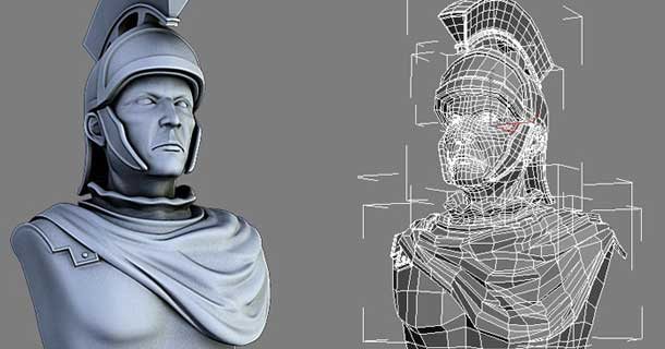 30 Stunning 3Ds Max Character Modeling Tutorials