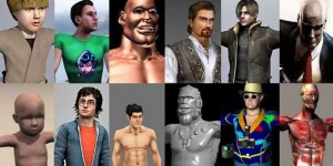 63+ Free 3D Male Character Models