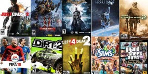 34 Top 3D Games Collection