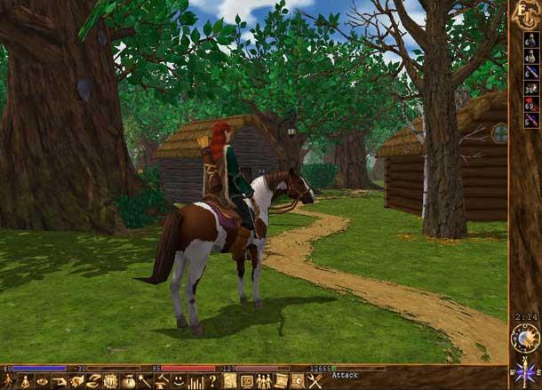 Image of: Horse 2moons Best Apps Guru Download 50 Best Free Pc 3d Games Rockthe3d