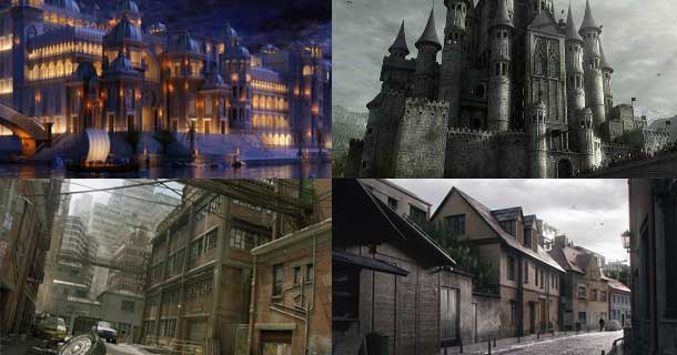 54 architectural exterior makings in 3ds max rockthe3d for Exterior 3ds max model