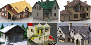 101 Best Free 3D House Models