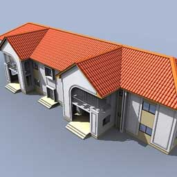 free 3d house - Free 3d House