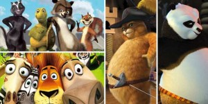 Best Wallpapers of DreamWorks 3D Animated Movies