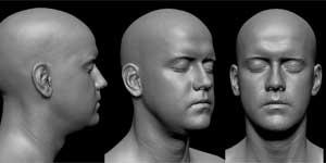 Infinite, 3D Head Scan. Released!