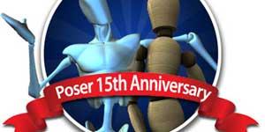 Poser 15th Anniversary Contest