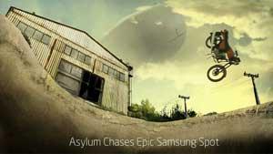 Spot: Samsung Galaxy S Smartphone