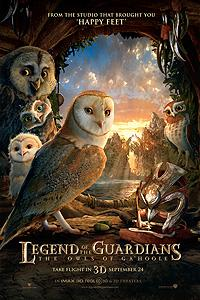 Legend of the Guardians The Owls of Ga'Hoole