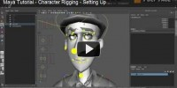 3D-Character-Rigging---Part-1-in-Maya