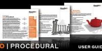 Houdini-lessons---GO-Procedural-user-guide