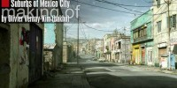 Making of Mexico City in 3DS Max