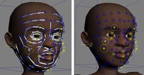 Bonyface 2 5 3dsmax script rockthe3d for 3ds max face modeling