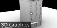 How-to-model-a-Low-Poly-Building-for-games