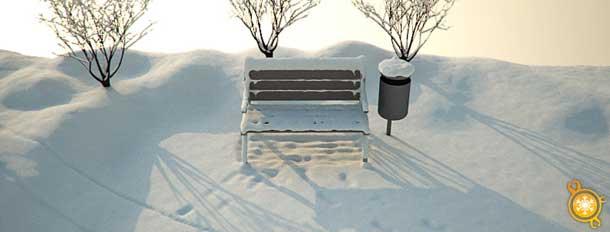 SnowFlow - 3ds Max Plugin - RockThe3D