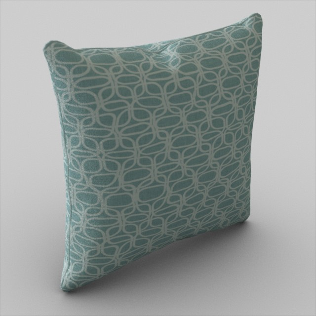 Making A Throw Pillow With Cloth Simulation in 3ds Max - RockThe3D e469de6b1