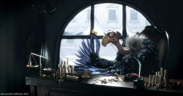 Making-Of-'Ebenezer-Scrooge-Finds-a-Cap'-in-Maya