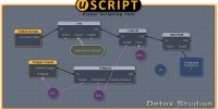 uScript-Visual-Scripting-Tool-for-Unity!