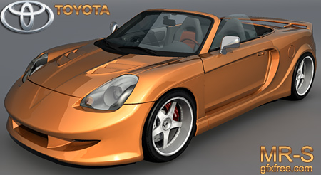 toyota-mrs-veilside-3d-model