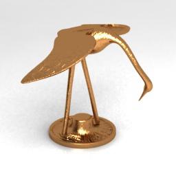Stork-3D-Model