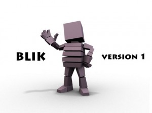 Blik Maya free model rigged