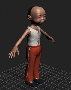 Chinese_Boy_free_3d_rigged_model