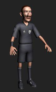 Football_Judge_free_3d_rigged_model
