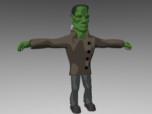 Frank_free_3d_rigged_model