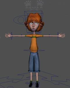 Luis_free_3d_rigged_model