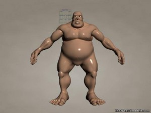 Ogre_free_3d_model_Rigged