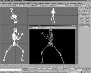 Skeleton_free_3d_rigged_model