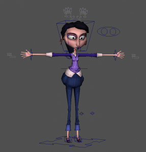 Sofia_free_3d_rigged_model