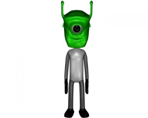 bob_alien_free_3d_rigged_model