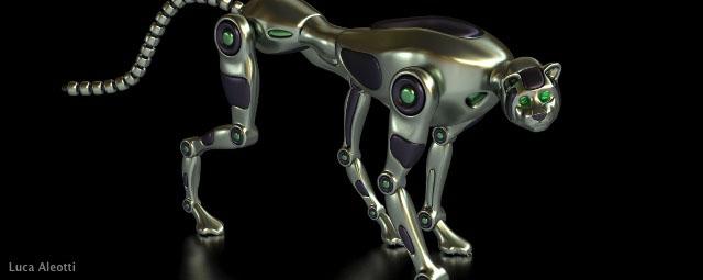 Cheetah3D-cheetahbot