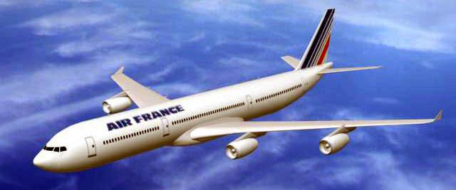 Airbus A340-AIRFRANCE