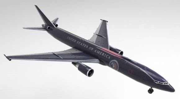Airforce One 3d model