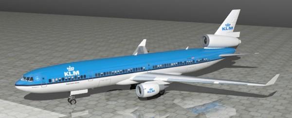 Boeing-MD-11 KLM