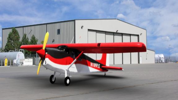 Cessna 180 Sky Wagon