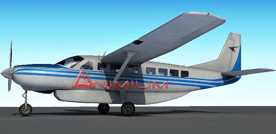 Cessna Grand Caravan 208