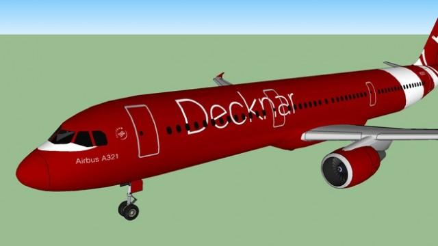 Decknar Airlines Airbus A321-211