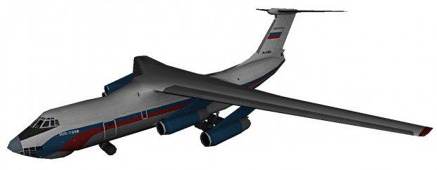 IL-76M Candid