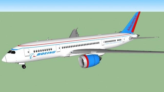 Macamor Air Boeing 787-8