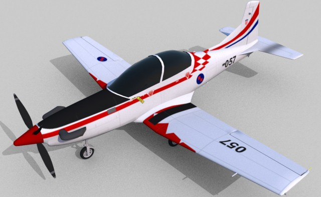 Pilatus PC-9M Swift