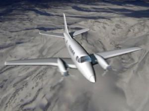beechcraft 100 king air