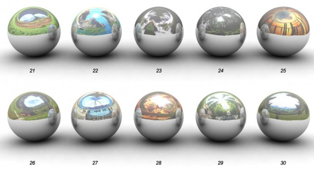 30 High-Res HDRI Map Pack 3 by smashmethod
