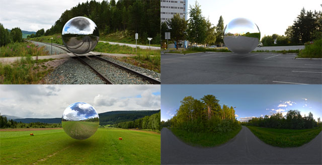 5 Free HDRI from nordicFX