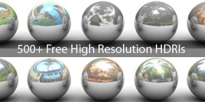 500+ Free High Resolution HDRI