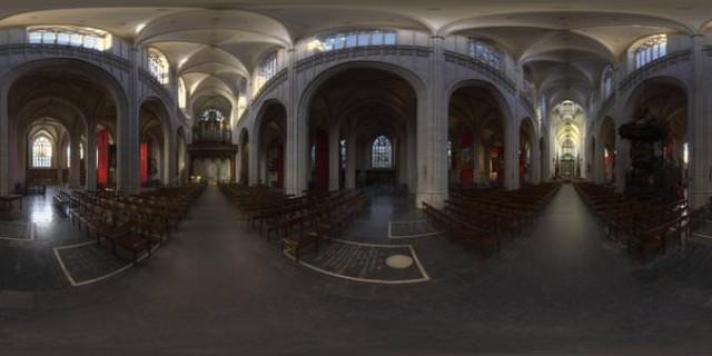 Cathedral sIBL set
