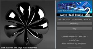 FXFX Maya Real Studio