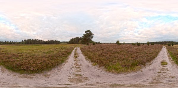 Field Path Cloudy 2 by brainspoon