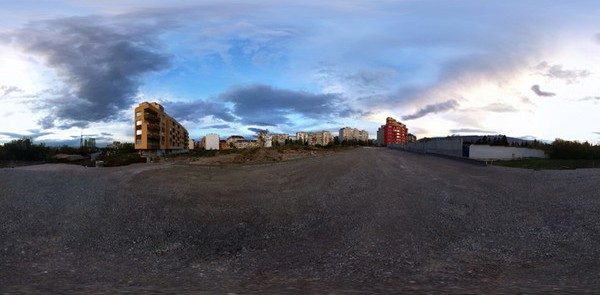 HDRI building site 2 by fabelar